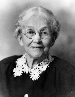 Ida Elizabeth <I>Stover</I> Eisenhower