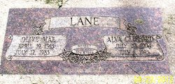 Olive Mae Lane