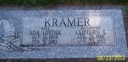 Clifford L Kramer