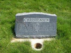 Eva Rebecca <I>Seely</I> Christensen