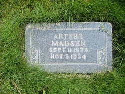 Arthur Madsen