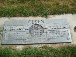 Dona Della <I>Draper</I> Olsen