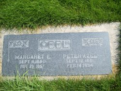 Peter Azel Peel