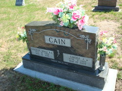 Carlyle A Cain
