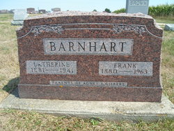 "James Franklin ""Frank"" Barnhart"
