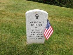 Arthur J Bridges