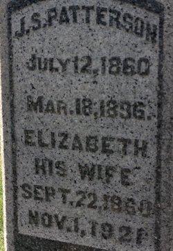 Elizabeth <I>Dunbar</I> Patterson