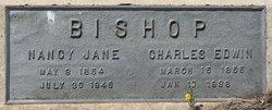 "Nancy Jane ""Nannie"" Bishop"