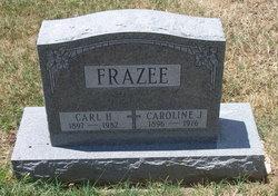 Caroline J. <I>Stoeckel</I> Frazee