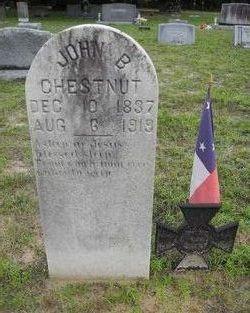 PVT John B. Chestnut