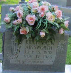 Billy Mack Ainsworth