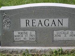 Wayne June Reagan