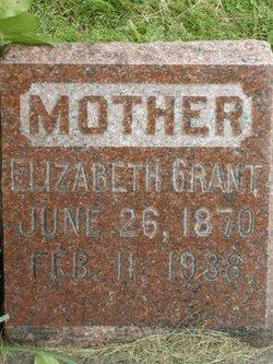 Sarah Elizabeth <I>McNally</I> Grant
