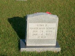 Lena Pearl <I>Hardiman</I> Dover