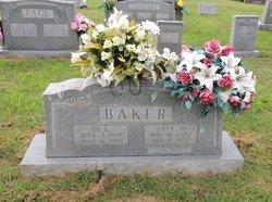 """Eddie Lee """"Ed"""" Baker"""