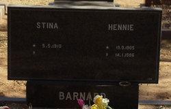 Hennie L J Barnard