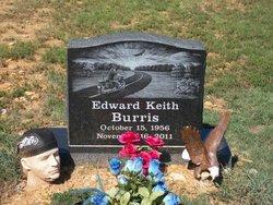 Edward Keith Burris