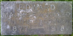 Maj Edward W. Thompson