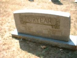 Sarah Frances <I>Lea</I> Puryear