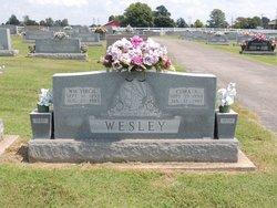 Cora Anthem <I>Wells</I> Wesley