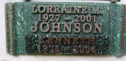 Lorraine Marie <I>Long</I> Johnson