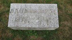 George Raymond Empson