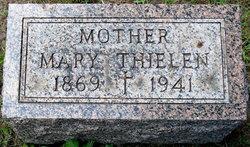 Mary Anne <I>Kurten</I> Thielen