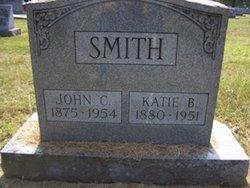 """Catherine """"Katie"""" <I>Buck</I> Smith"""