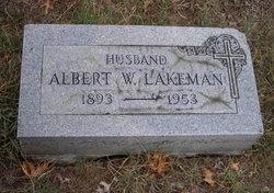 Albert Wilson Lakeman