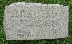 Edith Marie <I>Lambert</I> Reaney