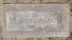 Lillian Genevive <I>Kuebler</I> Dannenberg