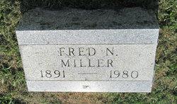 Fred N Miller, Jr