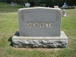 "Elizabeth Ann ""Betty"" <I>Mouser</I> Chenoweth"
