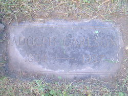 Adolph Carlson