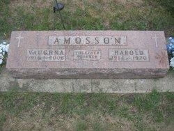 Vaughna Marion <I>Martin</I> Amosson