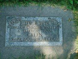 Ellenor Ruth Green