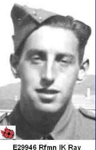 Rifleman Irvin K. Ray