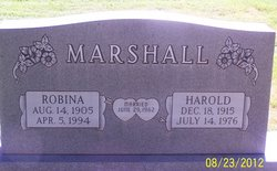 Robina Marshall