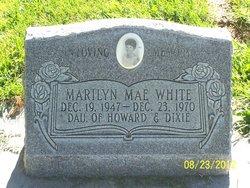 Marilyn Mae White