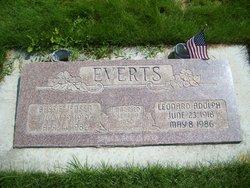Bessie Sophia <I>Jensen</I> Everts