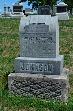 August F. Johnson