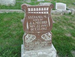 Sylvana <I>Macy</I> McCord