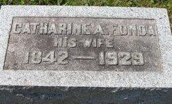 Catharine Ann <I>Fonda</I> Bearcroft