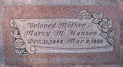 Marcy Marie Hanson