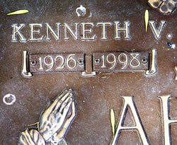 Kenneth V. Ahillen