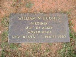 """William Nesbert """"Bill"""" Hughes"""
