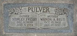Stirley Pulver