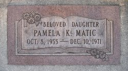 Pamela Matic