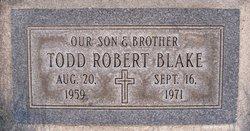 Todd Robert Blake