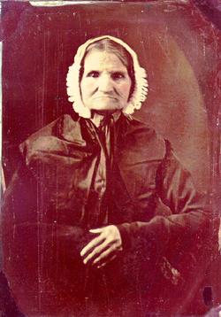 Mary Polly <I>Long</I> Finney